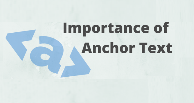 Importance-of-Anchor-Text