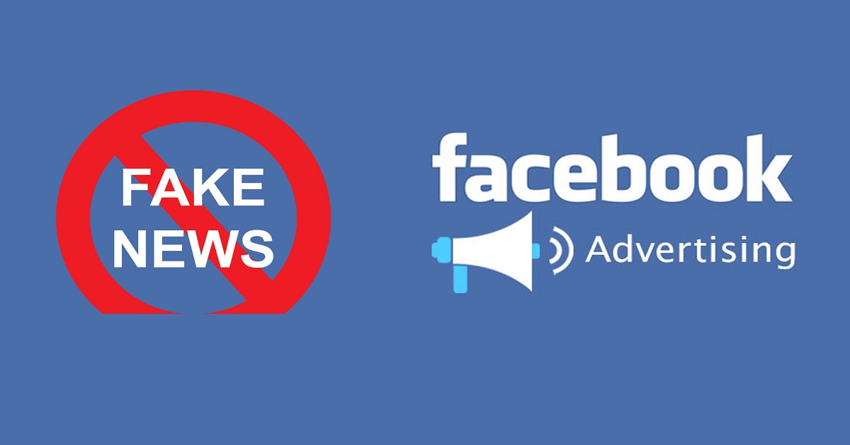 Facebook-Reject-Ads-of-pages-sharing-Fake-News